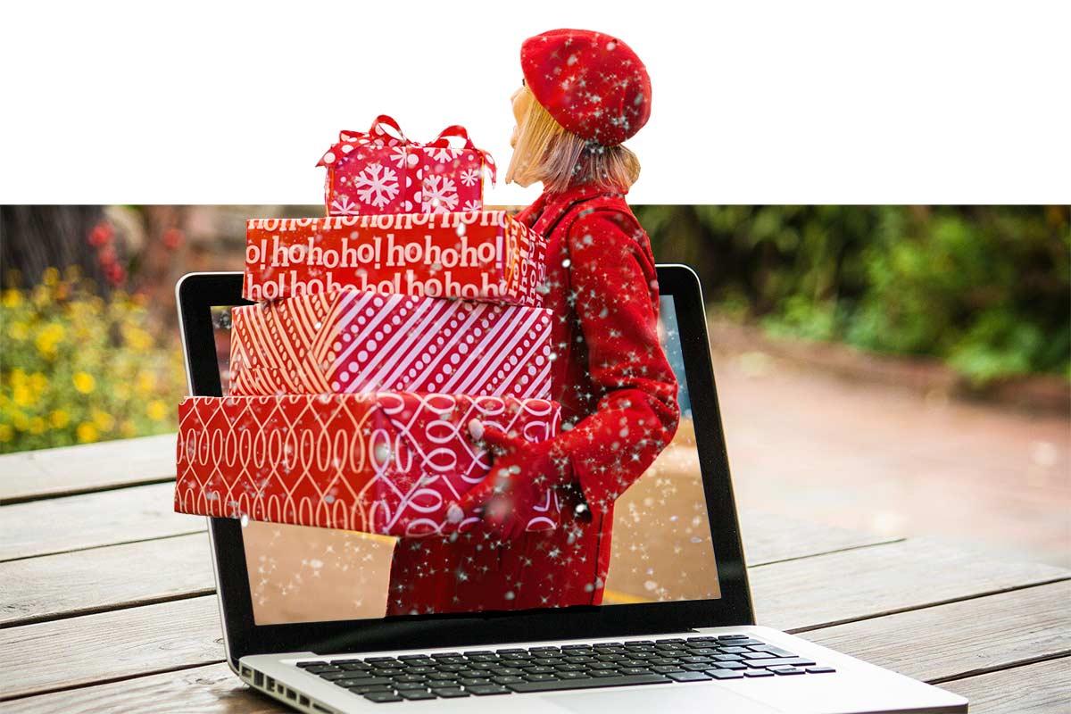 Julhandeln på nätet pekar mot rekord
