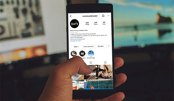 SWH - Sociala medier - Instagram